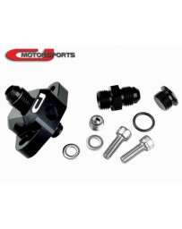 370z Z34 CJM Fuel Tap 4-Way, 2-Bolt