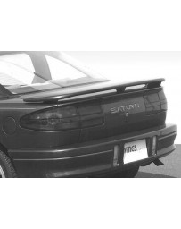 VIS Racing 1991-1996 Saturn Sc Coupe Wrap Around Style Wing No Light