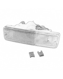 Nissan OEM Early Turn Signal Light Assembly, Left - Nissan S13 180SX