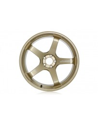 Advan Racing GT Premium Version (Center Lock) 21x12.5 +47 Racing Gold Metallic Wheel