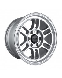 Enkei RPT1 17x9 6x135 Bolt Pattern +12 Offset 106.1 Bore Silver Wheel