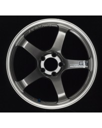 Advan Racing GT Premium Version 21x11.0 +5 5-114.3 Machining & Racing Hyper Black Wheel
