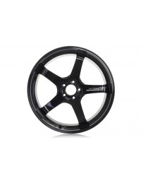 Advan Racing GT Premium Version 20x10.5 +24 5-114.3 Racing Gloss Black Wheel