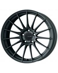 Enkei RS05-RR 18x9.5 22mm ET 5x114.3 75 Bore Matte Gunmetal Wheel Evo 8/9 350z