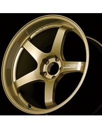 Advan Racing GT Premium Version 18x11.0 +40 5-130 Racing Gold Metallic Wheel