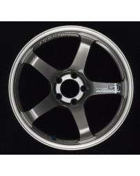 Advan Racing GT 19x10.5 +15 5-114.3 Machining & Racing Hyper Black Wheel
