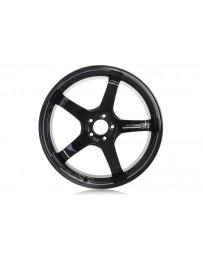 Advan Racing GT Premium Version 21x10.5 +19 5-112 Racing Gloss Black Wheel