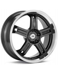 Enkei RZ-5 18x9.5 5x114.3 42mm Offset 72.6 Bore Dia Gunmetal Wheel