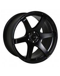 Enkei T6S 17x8 45mm Offset 5x114.3 Bolt Pattern 72.6 Bore Matte Black Wheel