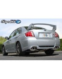 GReddy Supreme SP Catback Exhaust System Subaru STI Sedan GV8 11-14