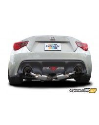 GReddy EVOlution GT Exhaust Scion FRS 13-15 Subaru BRZ 13-15 Toyota GT-86 13-15