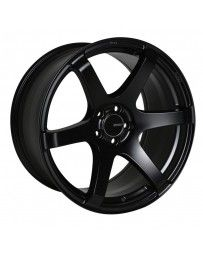 Enkei T6S 18x9.5 35mm Offset 5x120 Bolt Pattern 72.6 Bore Matte Black Wheel