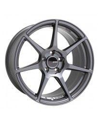 Enkei TFR 19x8.5 5x114.3 45mm Offset 72.6 Bore Diameter Gunmetal Wheel