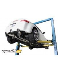 GReddy EVOlution GT Exhaust Nissan 370Z Z34 09-14
