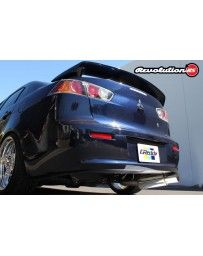 GReddy Revolution RS Axle Back Exhaust System Mitsubishi Lancer GT 12-15