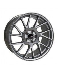 Enkei TM7 17x9.0 5x114.3 35mm Offset 72.60 Bore Storm Gray Wheel