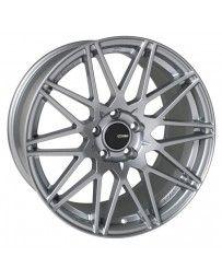 Enkei TMS 17x8 5x114.3 35mm Offset 72.6mm Bore Storm Gray Wheel