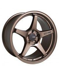 Enkei TS-V 18x9.5 5x114.3 38mm Offset 72.6mm Bore Bronze Wheel