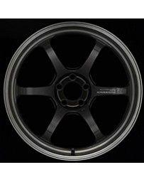 Advan Racing R6 20x11 +5mm 5-114.3 Machining & Black Coating Graphite Wheel