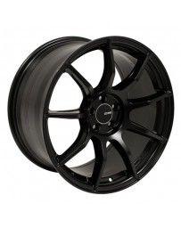 Enkei TS9 17x9 5x114.3 45mm Offset 72.6mm Bore - Black Wheel