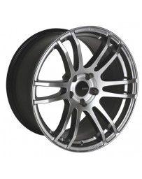 Enkei TSP6 18x8.5 35mm Offset 5x120 Bolt Pattern 72.6 Bore Hyper Silver Wheel