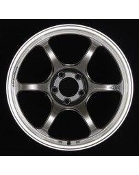 Advan Racing RG-D2 17x9.0 +45 5-114.3 Machining & Racing Hyper Black Wheel