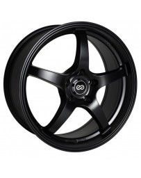 Enkei VR5 18x8 45mm Offset 5x112 Bolt Pattern 72.6 Bore Dia Matte Black Wheel