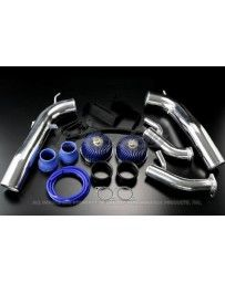 GReddy Airinx 80mm Suction Kit Type 3 Nissan GTR R35 2009-2021