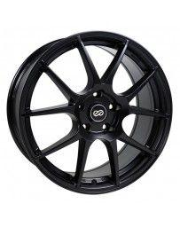 Enkei YS5 18x8 5x100 45mm Offset 72.6mm Matte Black Wheel