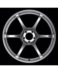 Advan Racing RGIII 18x9.0 +25 5-114.3 Racing Hyper Black Wheel