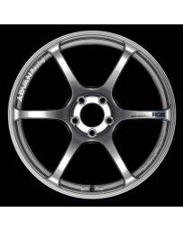 Advan Racing RGIII 18x8 +37 5-114.3 Racing Hyper Black Wheel