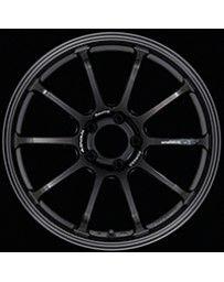 Advan Racing RS-DF Progressive 18x11.0 +30 5-114.3 Racing Titanium Black Wheel