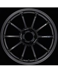 Advan Racing RS-DF Progressive 19x10.5 +15 5-114.3 Racing Titanium Black Wheel