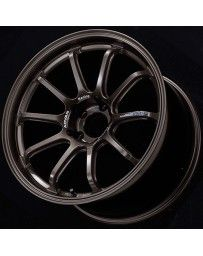Advan Racing RS-DF Progressive 18x10.0 +22 5-114.3 Dark Bronze Metallic Wheel