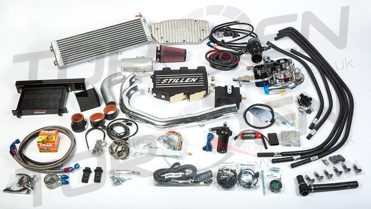 370z Stillen Supercharger Custom Package Torqen Engine Diagram