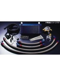 GReddy Oil Cooler Kit 13row Mitsubishi EVO VII VIII IX 2001-2007