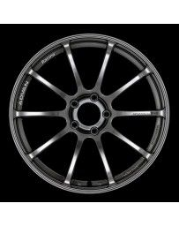 Advan Racing RSII 18x8.5 +51 5-114.3 Racing Hyper Black Wheel