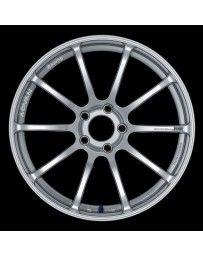 Advan Racing RSII 17x9.0 +63 5-114.3 Racing Hyper Silver Wheel