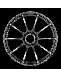 Advan Racing RSII 17x9.0 +63 5-114.3 Racing Hyper Black Wheel