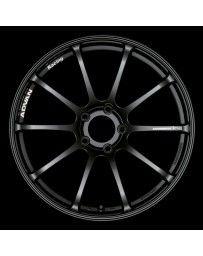 Advan Racing RSII 17x9.0 +52 5-100 Semi Gloss Black Wheel