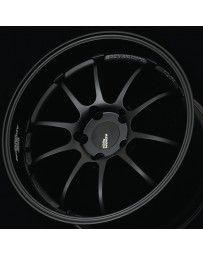 Advan Racing RZ-DF 20x10.5 +25 5-114.3 Matte Black Wheel