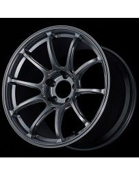 Advan Racing RZ-F2 18x9.5 +12 5-114.3 Racing Hyper Black Wheel
