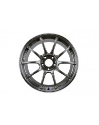 Advan Racing RZII 19x9.5 +50 5-120 Racing Hyper Black Wheel