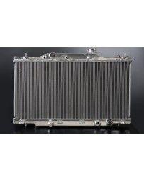 GReddy TW-R Aluminum Radiator DR5 Honda Integra