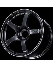 Advan Racing TC4 18x11 +30 5-114.3 Racing Black Gunmetallic & Ring