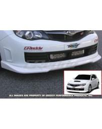 GReddy Front Lip Spoiler Subaru Impreza WRX/STI 2008-2013