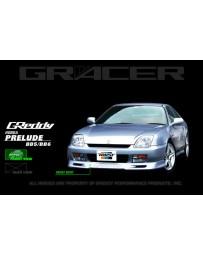 GReddy Gracer Front Lip Spoiler Honda Prelude 1997-2001