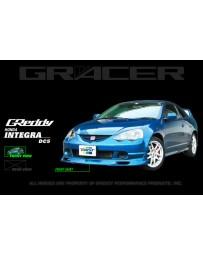 GReddy Gracer Front Lip Spoiler Acura RSX 2002-2004