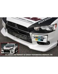 GReddy Front Lip Spoiler Mitsubishi Evolution X 2008-2013
