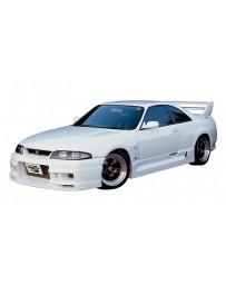 GReddy Side Skirt Nissan Skyline (R33) 1995-1999